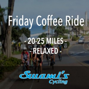 Friday Coffee Ride