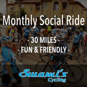 Monthly Social Ride