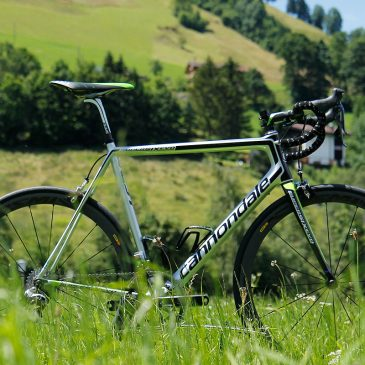 Cannondale EVO Review