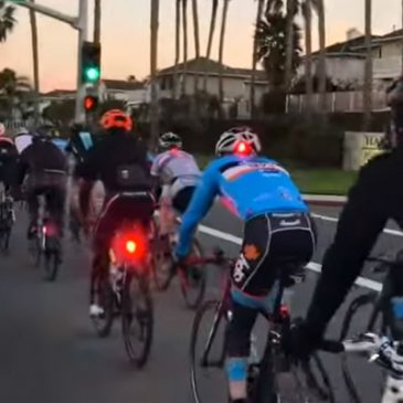 Group Ride Skills: The Rotating Paceline