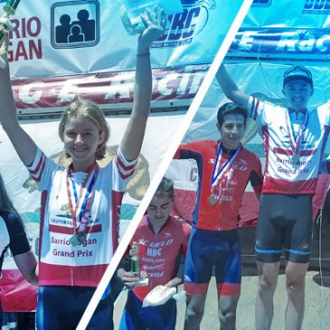 Juniors Race Report: Barrio Logan Grand Prix / Junior Criterium Championships (April 28)